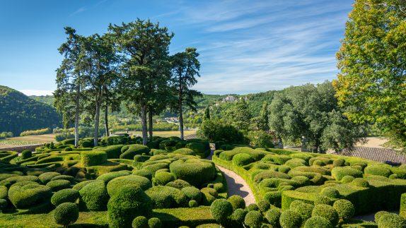 Les Jardins de Marqueyssac - La Borie Gites Holiday Accommodation Dordogne Lot France